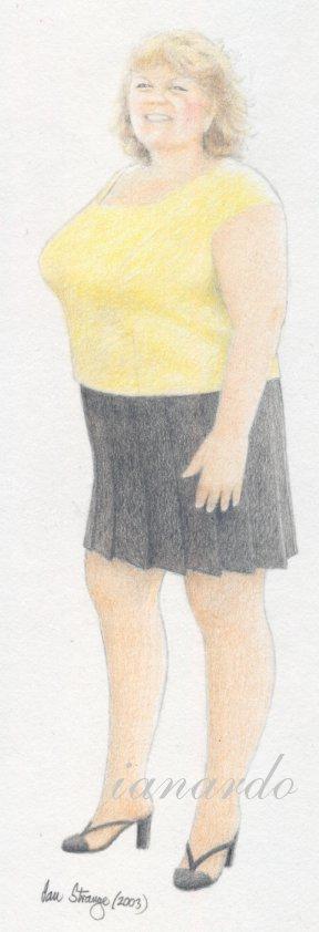 buxomdream s portrait